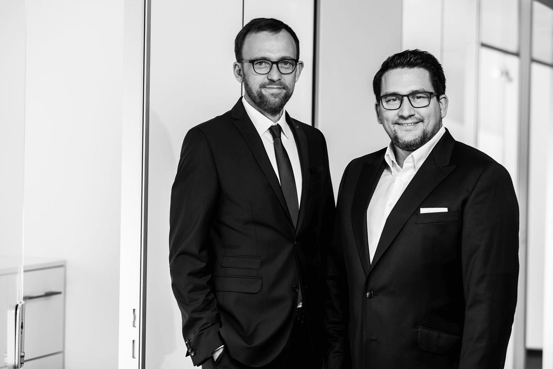 Bild mit Martin Krötz und Stefan Mattes